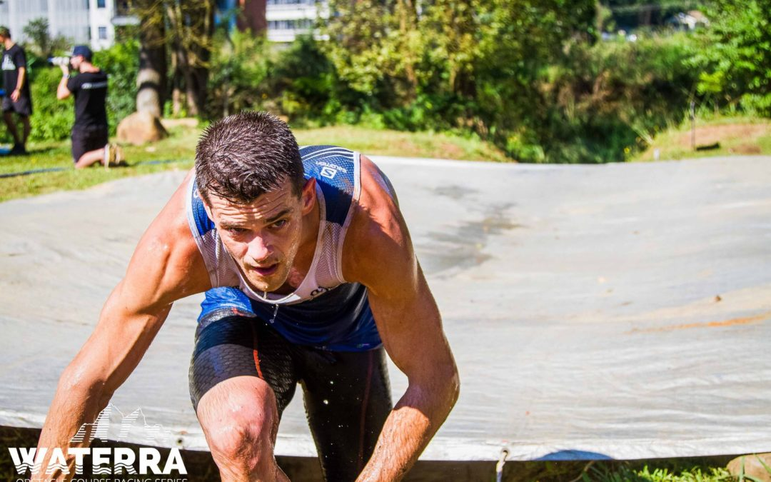 Race Report : James Meredith – Waterra OCR Cascades Lifestyle Centre